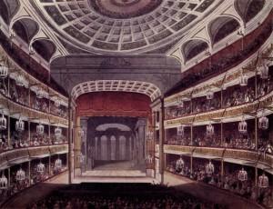 new Covent Garden Theatre