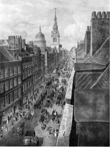 Cheapside 1823