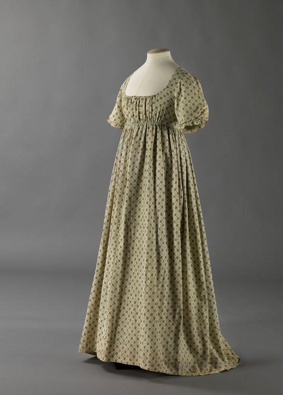 Regency Print Gowns » Risky Regencies