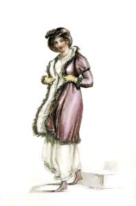1811 Regency Fashion picture