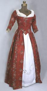open robe 1790