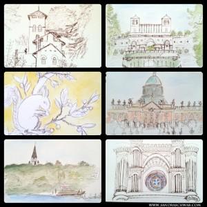 Potsdam Collage