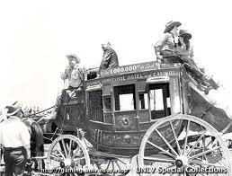BW stagecoach
