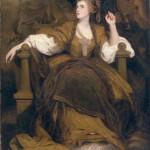 Sarah Siddons by Joshua Reynolds
