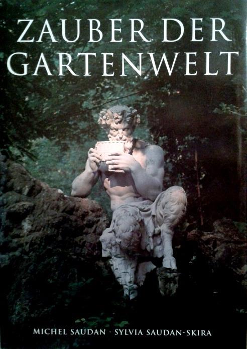 cover picture of Zauber der Gartenwelt