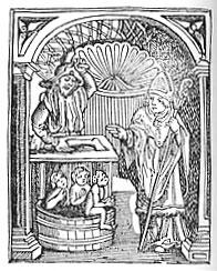 St. Nicholas & the pickled children