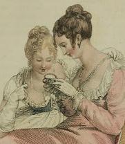 1810 v3 Ackermann's Fashion Plate 38 - Evening or Full Dress