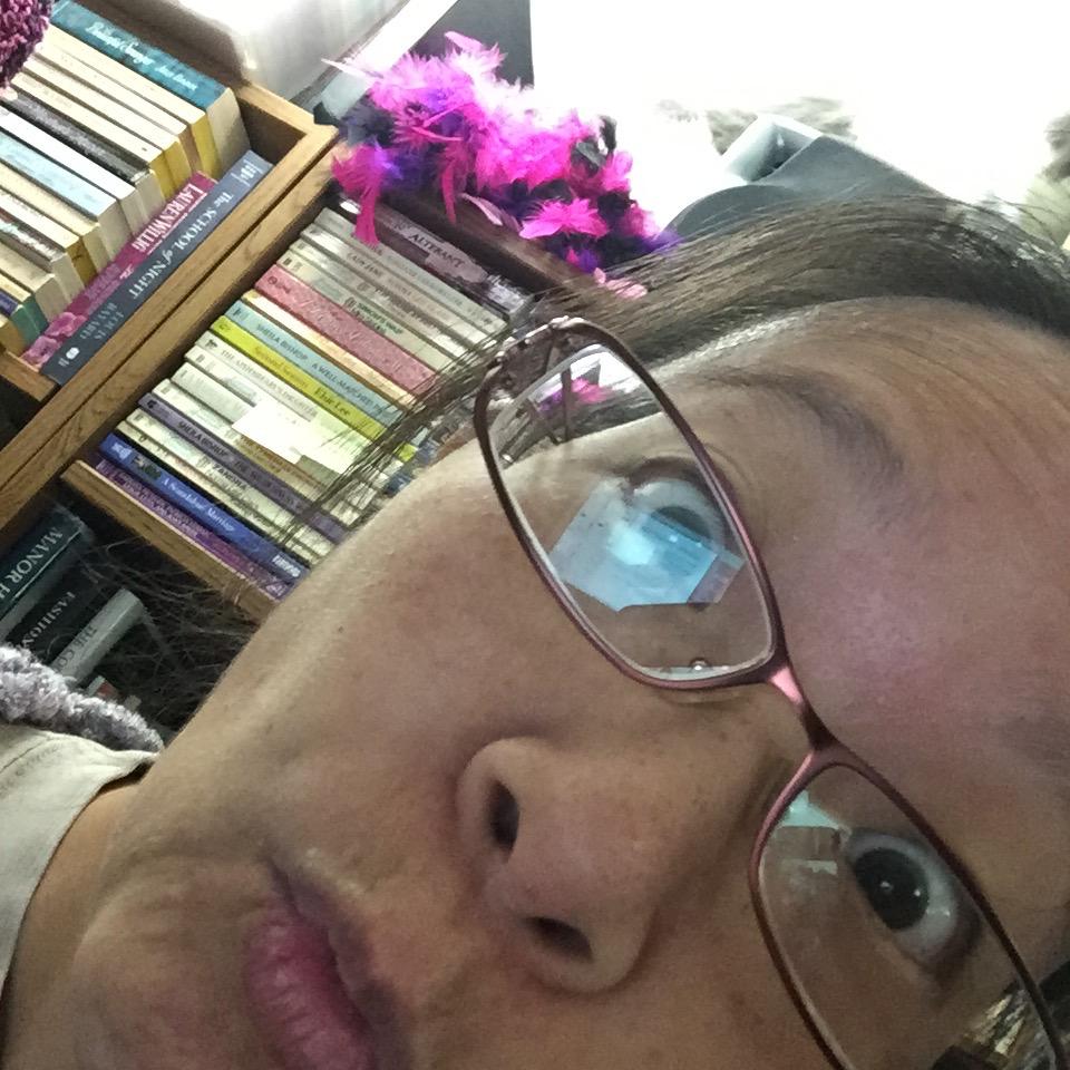 Camy selfie