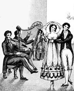 Musicians 1817