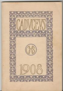 Caduceus 1908
