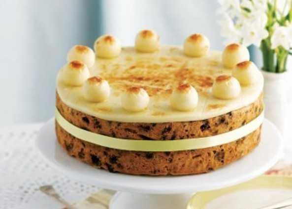 Simnel Cake-classic