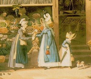 1822 pantalettes