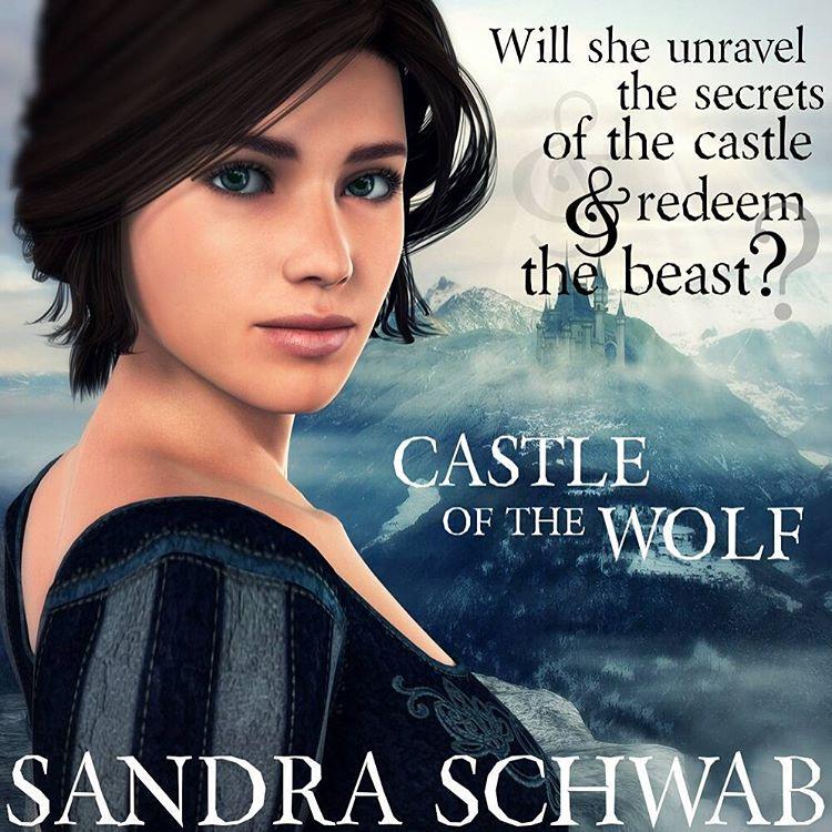 Sandra Schwab, Castle of the Wolf Teaser image